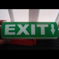 corpuri cu leduri pentru exit