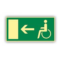 etichete de iesire pentru persoane cu handicap