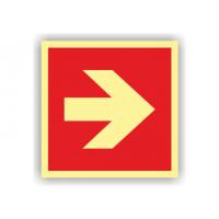 etichete pentru direcția de mers