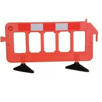 bariere mobile pentru lucrari trafic