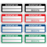 etichete pentru inventar marfa