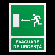 indicatoare de evacuare pentru iesire