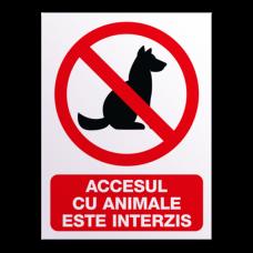 indicatoare de securitate pentru animale