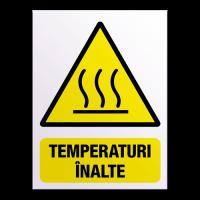 indicatoare pentru temperaturi inalte