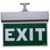 lampi cu acumulator pentru exit
