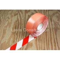 benzi adezive pentru marcare rosie cu alba