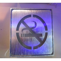 lampi pentru fumatul interzis