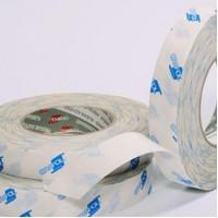 banda dubla adeziva pentru suport de plastic