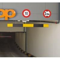 panou de protectie pentru parcare