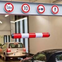 semnalizare cu indicatoare pentru parcare