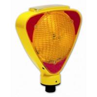 Lampi Solare pentru protectia trafic