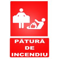 indicatoare pentru padure de incendiu