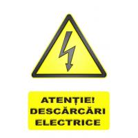 indicatoare de avertizare si electricitate