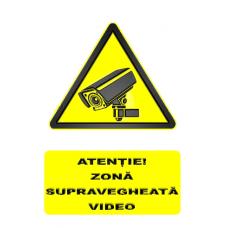 indicatoare pentru supraveghere privata