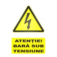 indicatoare de avertizare si semnalizare