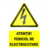 indicatoare de electrocutare