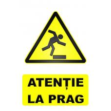 indicatoare de atentie prag