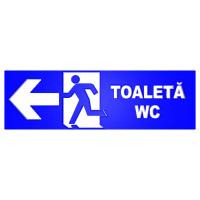 indicatoare pentru semnalizare toaleta wc