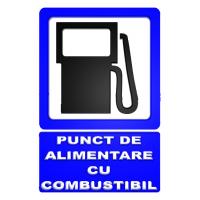 indicatoare pentru punct de alimentare cu combustibil