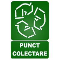 indicatoare pentru punct de colectare