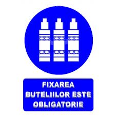 indicatoare pentru semnalizarea butelii